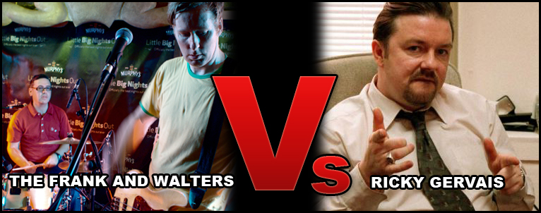 The Frank and Walters Versus Ricky Gervais